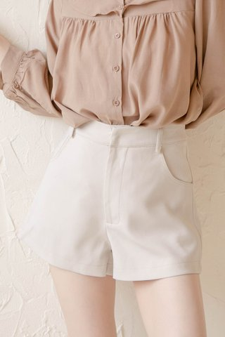 BUT SOME KR -5KG LITTLE A SHORTS IN CREAM